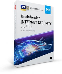 لایسنس بیت دیفندر اینترنت سکیوریتی 1 کاربر-Bitdefender Internet Security 2018 1PC