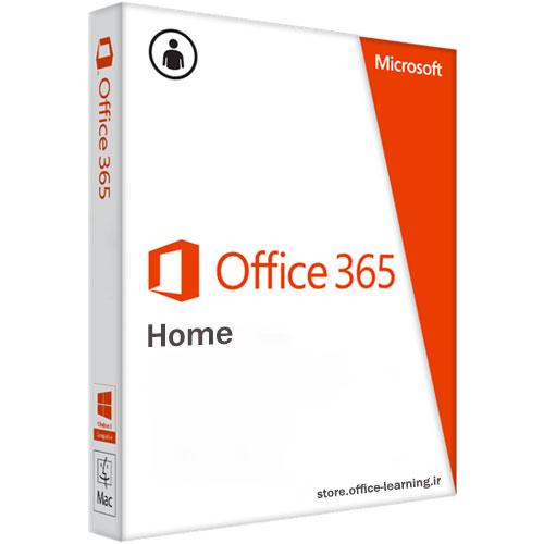خرید لایسنس آفیس 365-Office 365 Home