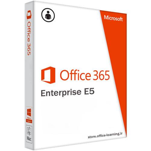 لایسنس Office Enterprise E5
