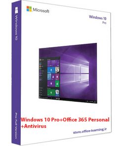 Windows 10 Pro+Office 365 Personal+Antivirus
