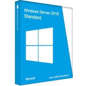 لایسنس ویندوز سرور اورجینال-Windows Server Standard 2016