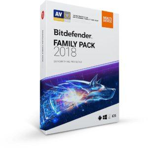 بیت دیفندر خانوادگی 2018 نامحدود-Bitdefender Family Pack 2018 Ultimate Device
