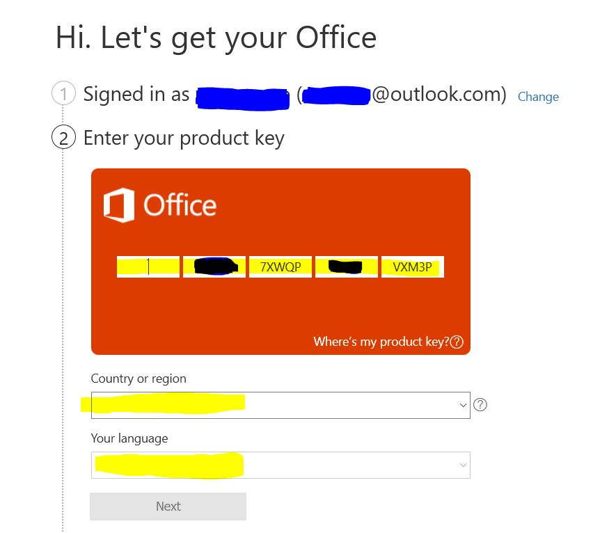 نصب و فعال سازی آفیس 365-Setup Office 365 Home&Personal