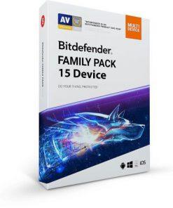 خرید Bitdefender Family Pack