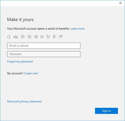 اتصال لایسنس ویندوز 10 به اکانت مایکروسافت