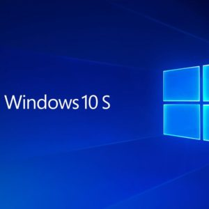 لایسنس windows 10 s