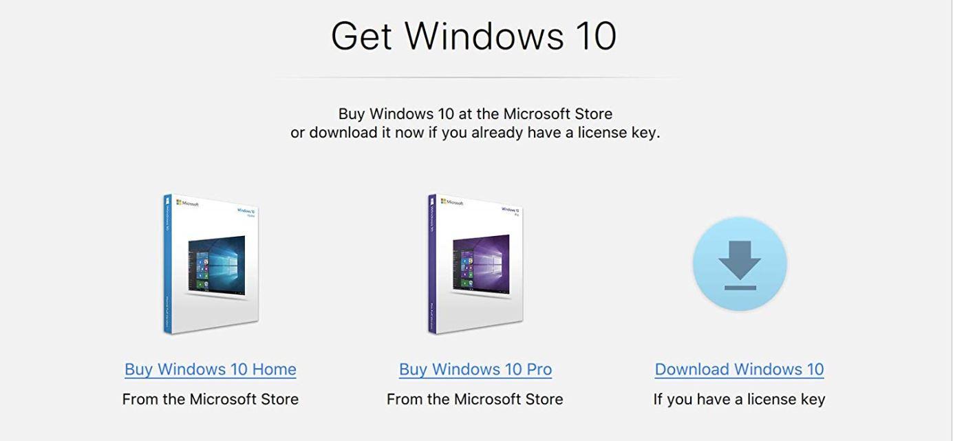 مشاوره برای خرید ویندوز 10 اورجینال