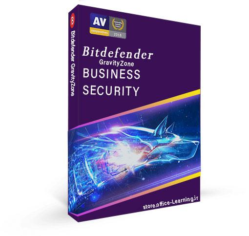 آنتی ویروس Bitdefender GravityZone Business Security